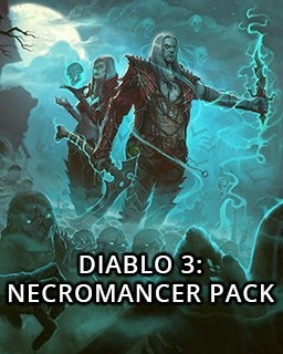 Diablo 3 Rise of the Necromancer Pack (PC DIGITAL) (PC)