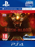 Until Dawn: Rush of Blood (PS4 DIGITAL)