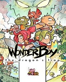 Wonder Boy: The Dragon's Trap (DIGITAL)