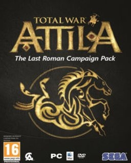 Total War ATTILA The Last Roman Campaign Pack (DIGITAL)
