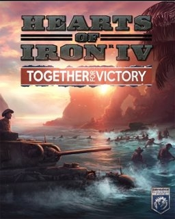 Hearts of Iron IV: Together for Victory (PC DIGITAL) (PC)