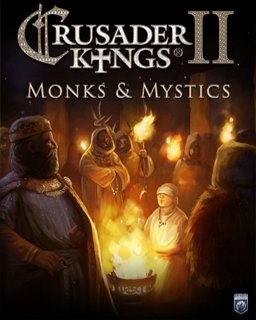 Crusader Kings II Monks and Mystics (DIGITAL)