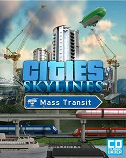 Cities Skylines Mass Transit (DIGITAL)