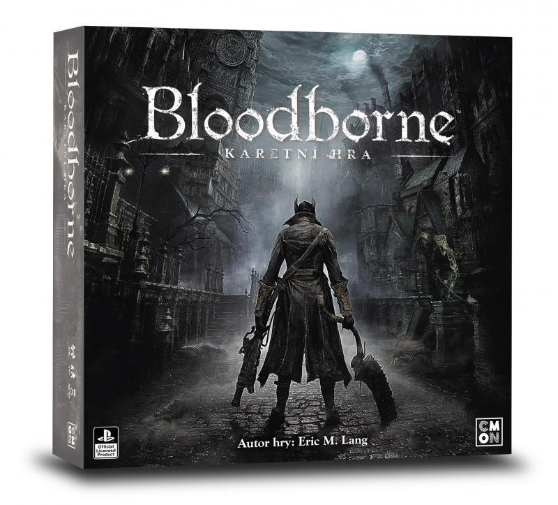 Karetní hra Bloodborne CZ (PC)