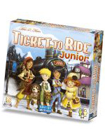 Desková hra Ticket to Ride Junior
