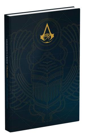Oficiální průvodce Assassins Creed: Origins (PC)