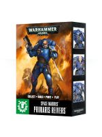 W40k: Easy To Build: Primaris Space Marine Reivers (3 figurky)
