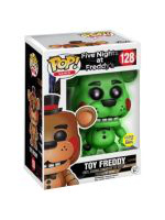 Figurka Five Nights at Freddy's - Toy Freddy Glow-In-The-Dark (Funko POP!)