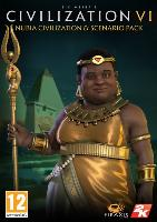 Sid Meiers Civilization VI - Nubia Civilization and Scenario Pack (PC) DIGITAL