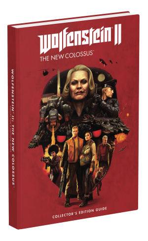 Oficiální průvodce Wolfenstein II: The New Colossus - Collectors Edition