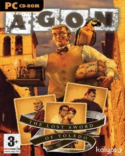 Agon The Lost Sword of Toledo (PC DIGITAL)