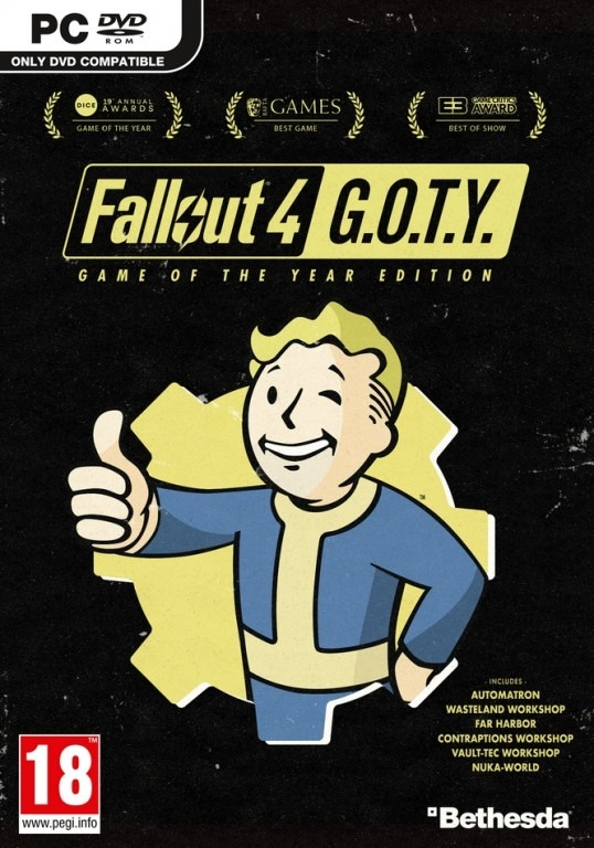 Fallout 4: Game of the Year (PC)