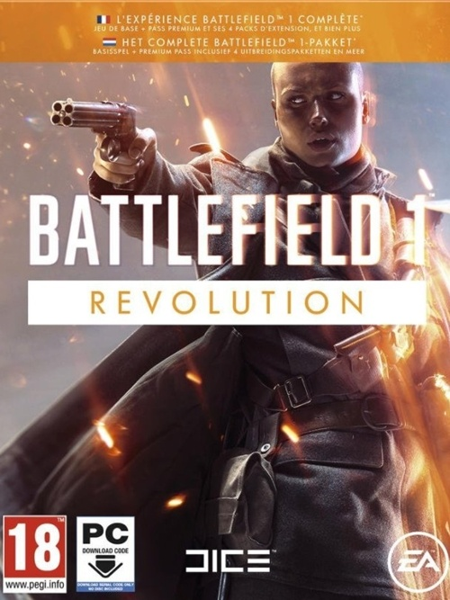 Battlefield 1: Revolution (PC)