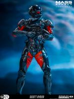 Figurka Mass Effect: Scott Ryder