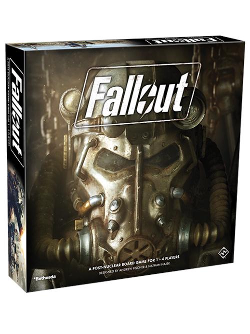 Desková hra Fallout CZ (PC)