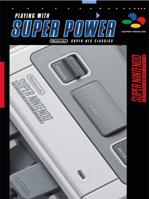 Oficiální průvodce Nintendo Classic Mini: SNES Collectors Edition