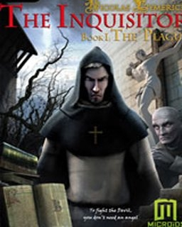 Nicolas Eymerich The Inquisitor  Book 1 The Plague (DIGITAL)