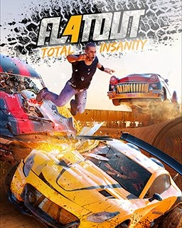 FlatOut 4 Total Insanity (DIGITAL)