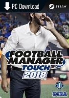 Football Manager Touch 2018 (PC/MAC/LX) DIGITAL + BETA!