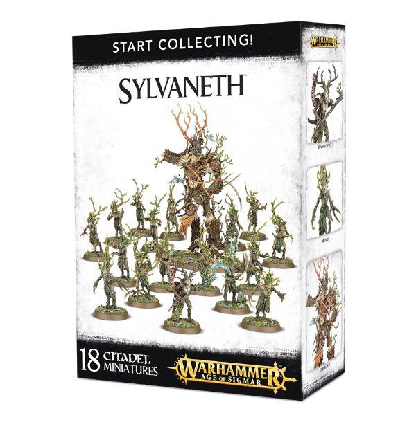 W-AOS: Start Collecting Sylvaneth (PC)