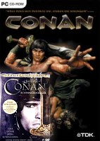 Conan + DVD film Barbar Conan Speciální Edice (PC)