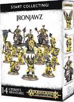 W-AOS: Start Collecting Ironjawz
