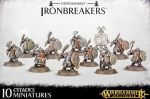 W-AOS: Dispossessed Ironbreakers (10 figurek)