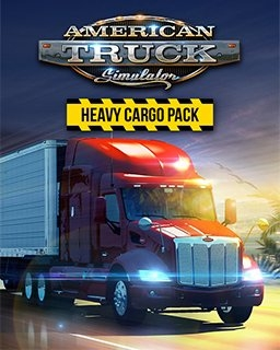 American Truck Simulator Heavy Cargo Pack (DIGITAL)