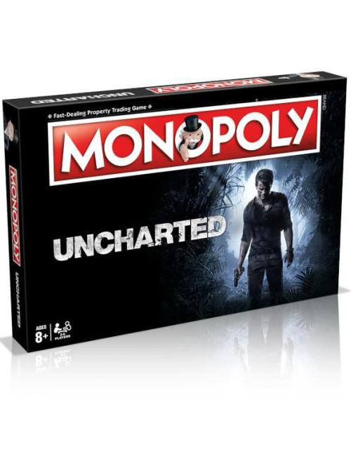 Desková hra Monopoly Uncharted (PC)
