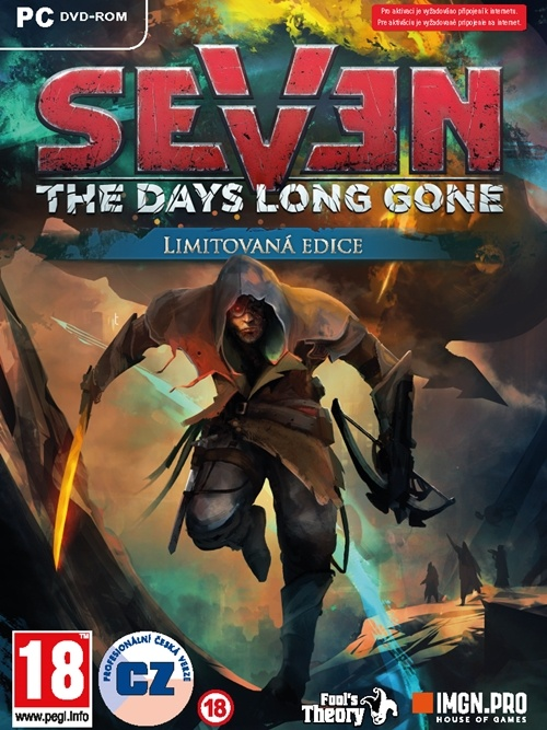 Seven: The Days Long Gone - Limitovaná edice