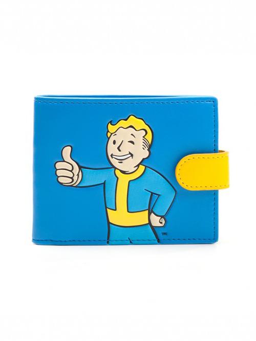 Peněženka Fallout 4 - Vault Boy Approved (PC)