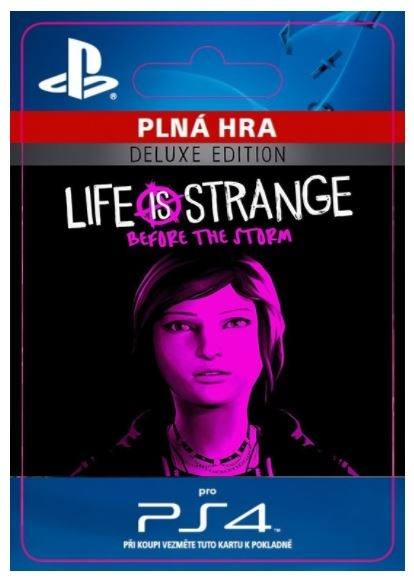 Life is Strange: Before the Storm - Deluxe Edition (PS4 DIGITAL)