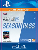 Project CARS 2 - Season Pass (PS4 DIGITAL) (PS4)