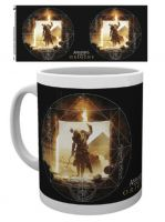 Hrnek Assassins Creed: Origins - Wanderer Mug bílý