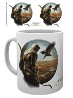 Hrnek Assassins Creed: Origins - Eagle Mug bílý
