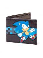 Peněženka Sonic - Running Sonic
