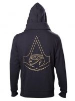 Mikina Assassins Creed: Origins - Crest Logo Double Layered (velikost M)