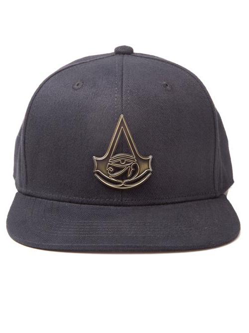 Kšiltovka Assassins Creed: Origins - Origins Crest Metal Badge Snapback (PC)