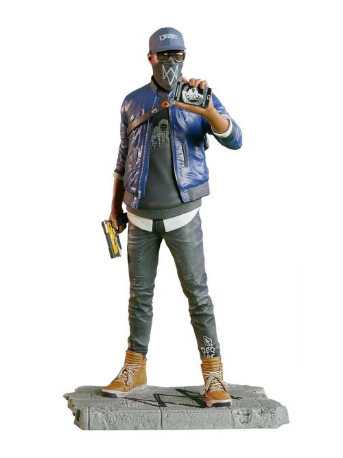 Figurka Watch Dogs 2 - Marcus