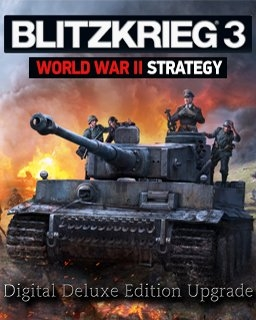 Blitzkrieg 3 Deluxe Upgrade (DIGITAL)