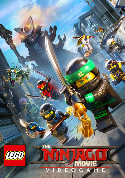 LEGO Ninjago Movie Video Game (PC)