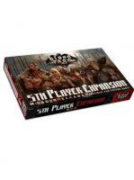 Desková hra Blood Rage: Rozšíření pro pátého hráče