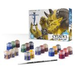 Citadel Layer Paint Set (20 barev a štětec)