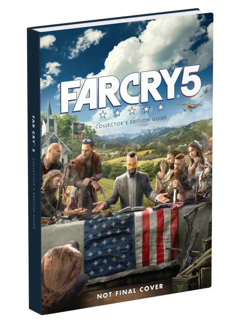 Oficiální průvodce Far Cry 5 - Collectors Edition (PC)