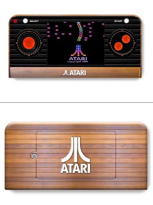 Konzole Atari Retro Handheld (PC)