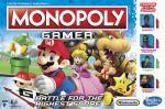 Desková hra Monopoly Gamer edition (Mario, Peach, Yoshi, Donkey Kong)