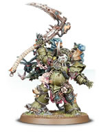 W40k: Death Guard: Typhus - Herald of the Plague God