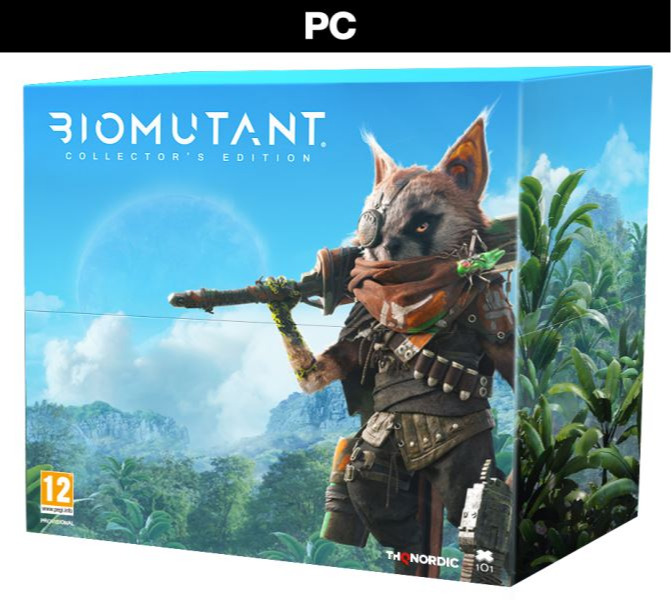 Biomutant - Collectors Edition (PC)