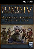Europa Universalis IV: Mandate of Heaven Content Pack (PC) DIGITAL