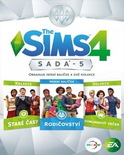 The Sims 4 Bundle Pack 5 (DIGITAL)